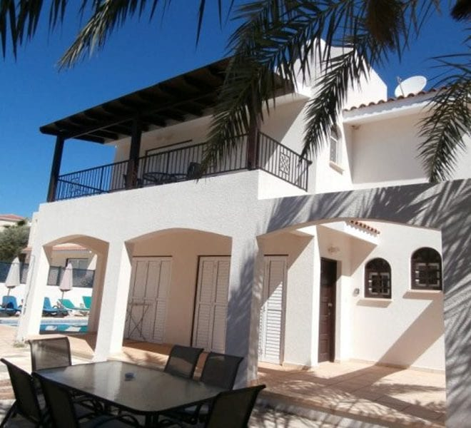 3 bedroom villa in cul de sac for sale Peyia