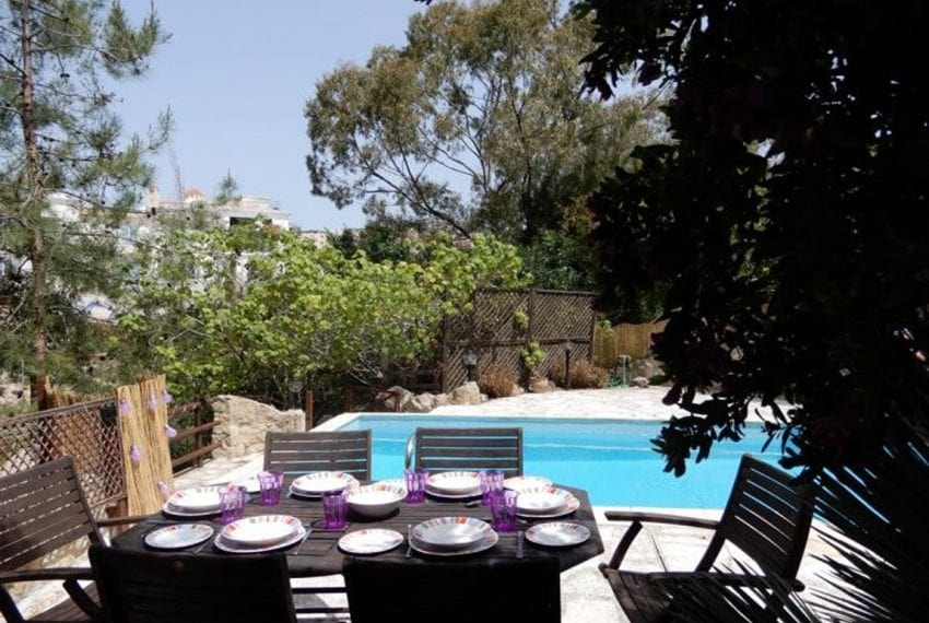 4 bed detached villa for sale with private pool Tala