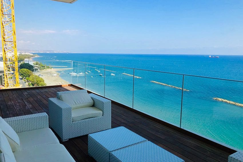 Gated development apartments for rent Neapolis