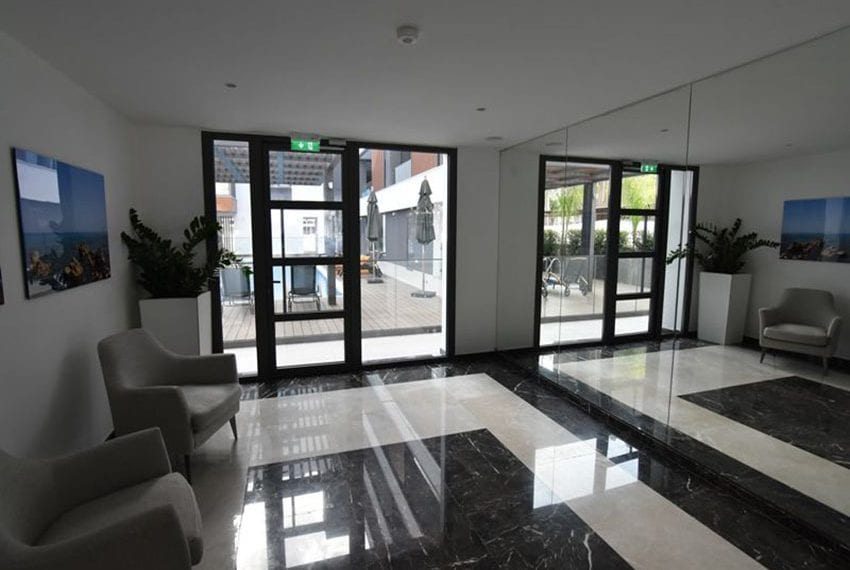 Luxury duplex apartment with roof terrace Limassol