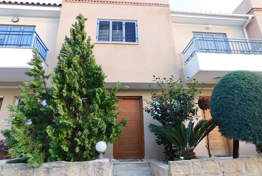 Universal Pafos 2 bedroom townhouse for sale
