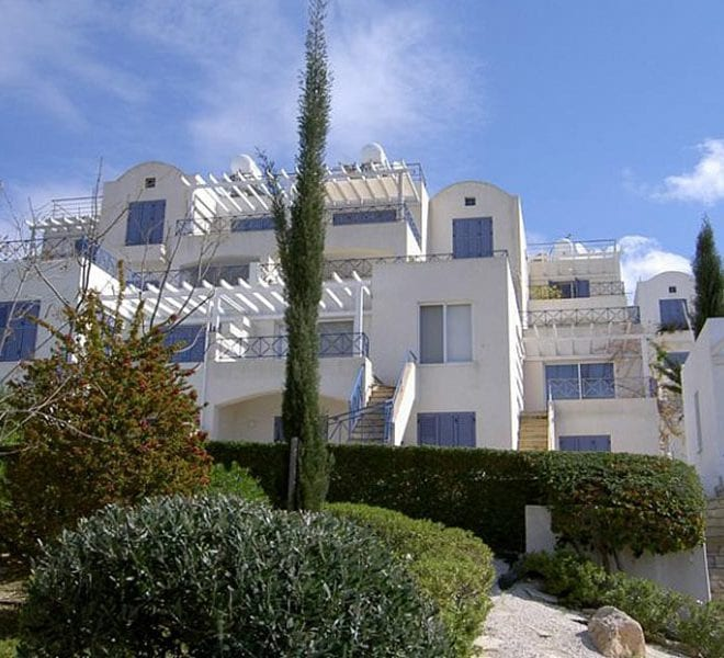 Town house with sea views for sale Kissonerga