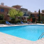 Corner town house for sale in Universal Pafos