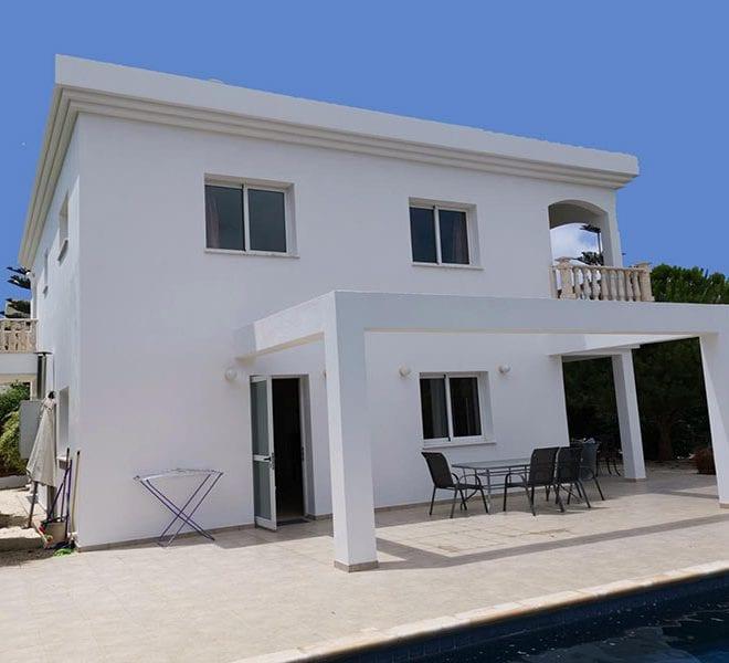 Luxury 4 bedroom villa for sale St George Akamas