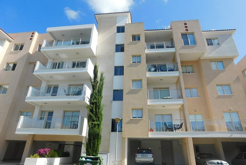 Elysia Park Resort apartments for sale Pafos