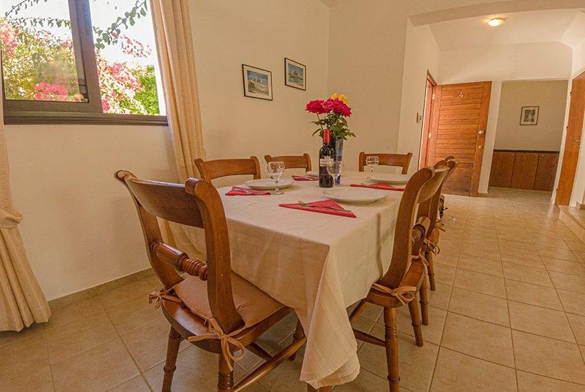 Villa for sale in Kissonerga private pool sea views15