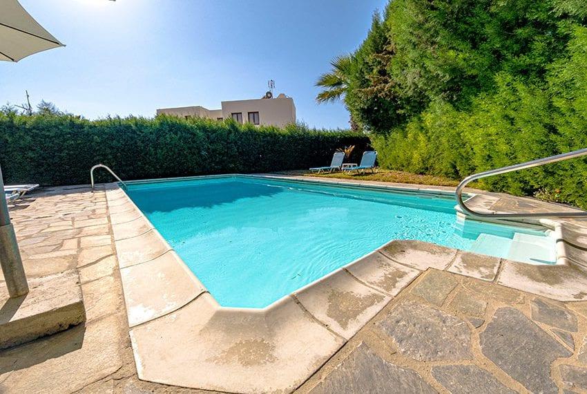 Villa for sale in Kissonerga private pool sea views17