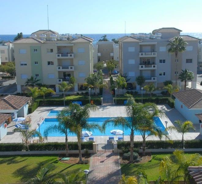 Messoyios Shore Habitat 2 bed apartment for sale Limassol