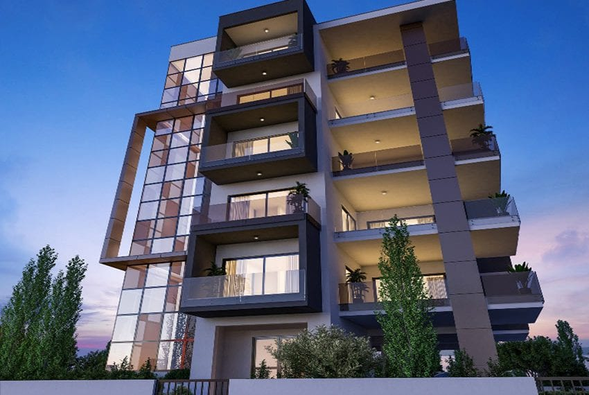 Modern residential flats for sale in Limassol02