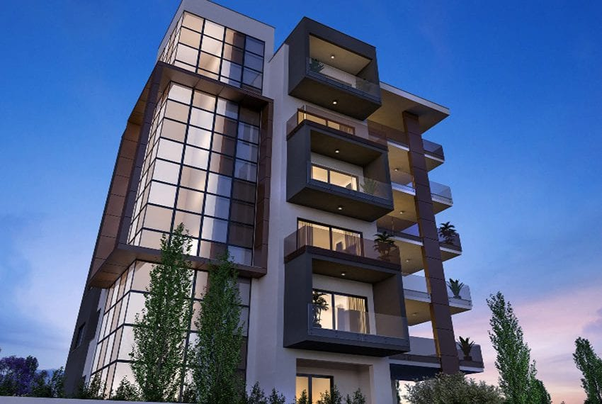 Modern residential flats for sale in Limassol03