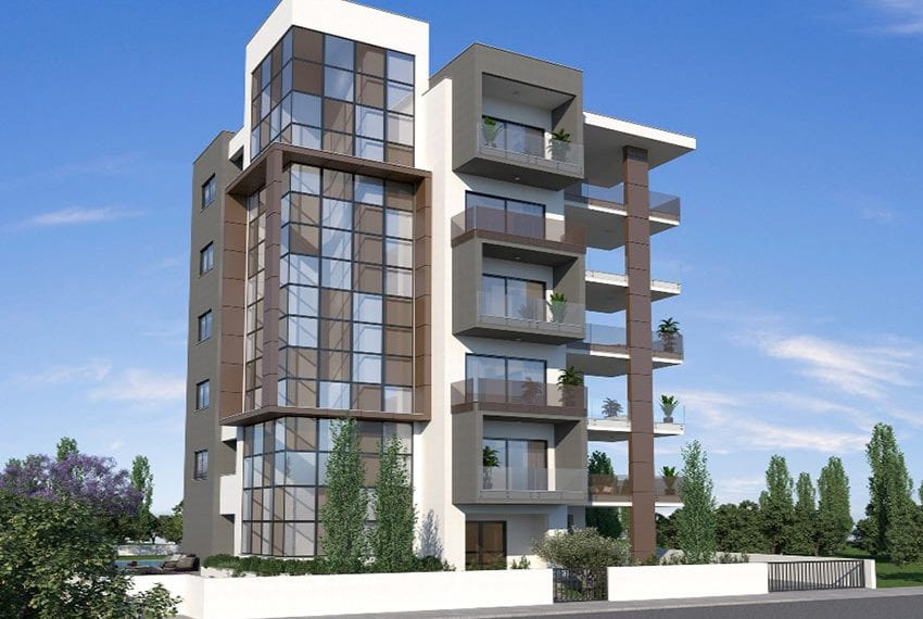 Modern residential flats for sale in Limassol06
