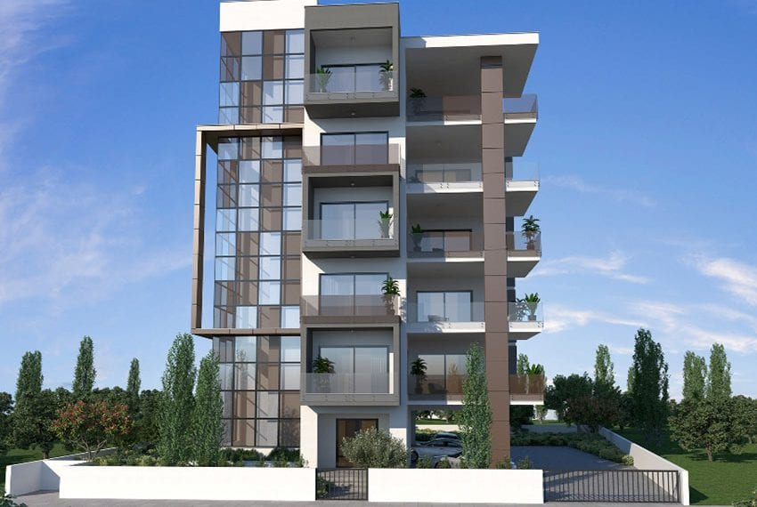 Modern residential flats for sale in Limassol07