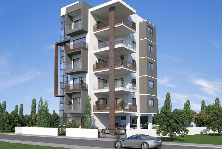 Modern residential flats for sale in Limassol08