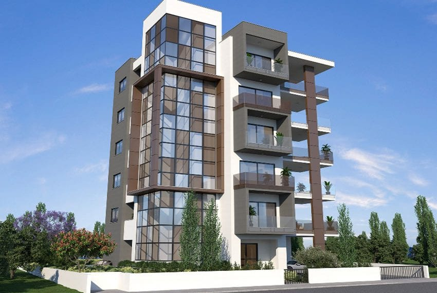 Modern residential flats for sale in Limassol09