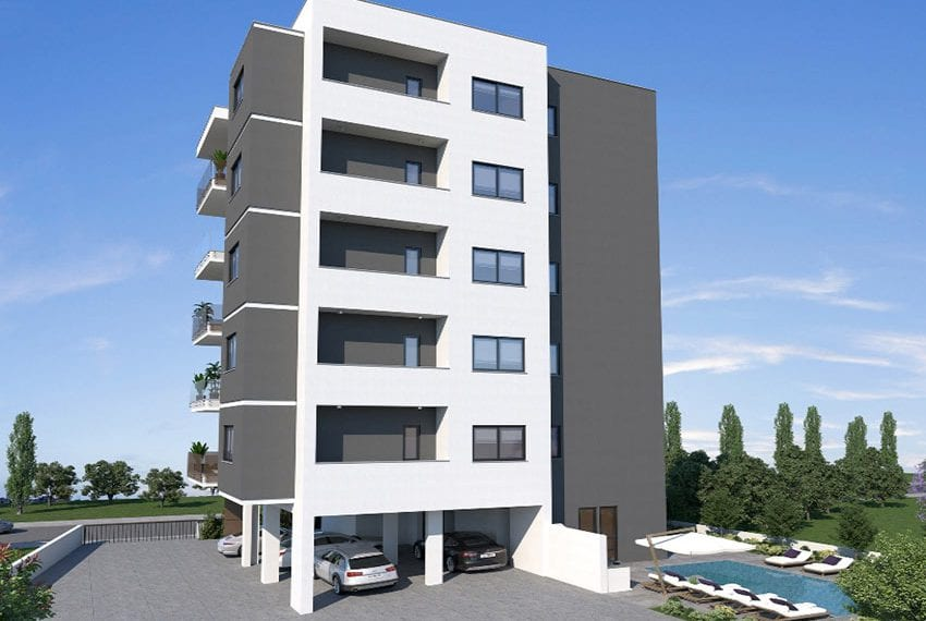 Modern residential flats for sale in Limassol12