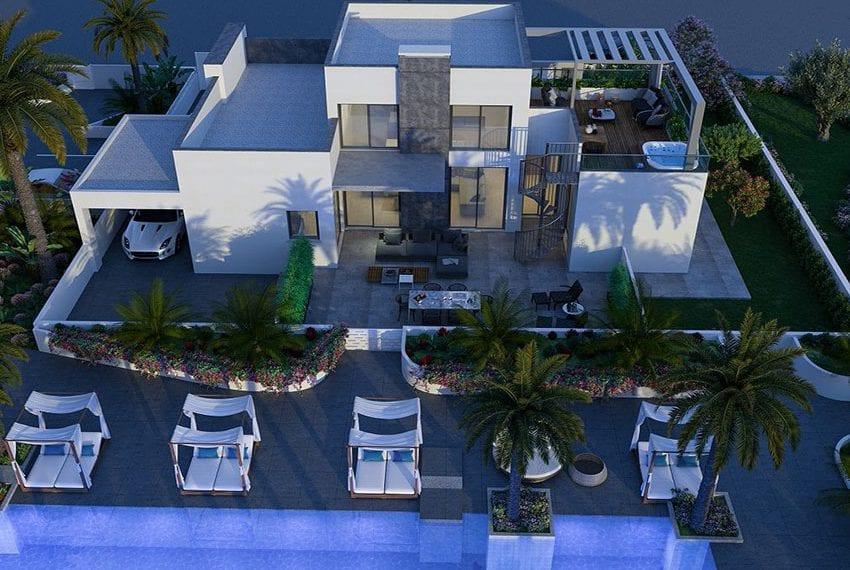 Luxury villa for sale in Germasogeia Limassol