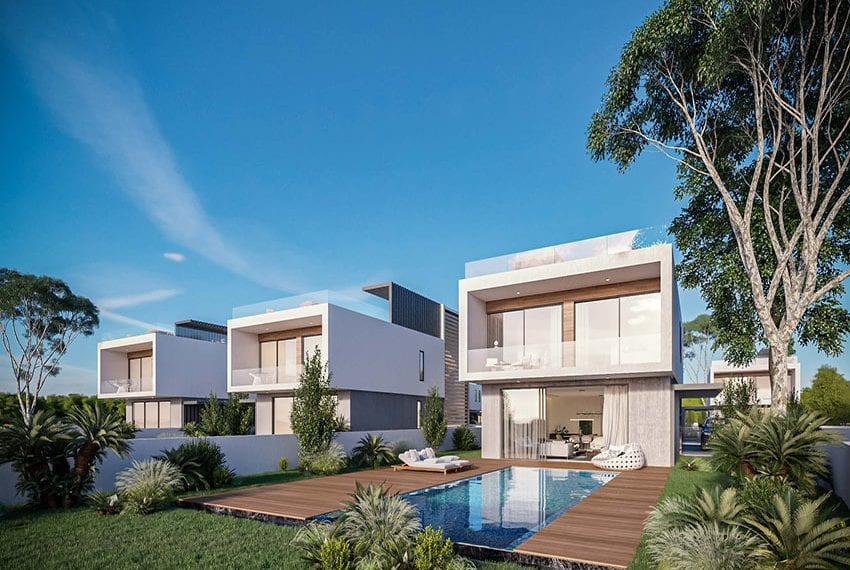 Beach front villas for sale in Kissonerga Pafos07