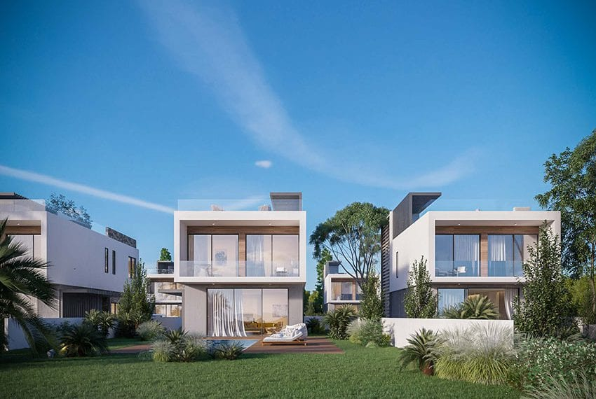 Beach front villas for sale in Kissonerga Pafos08