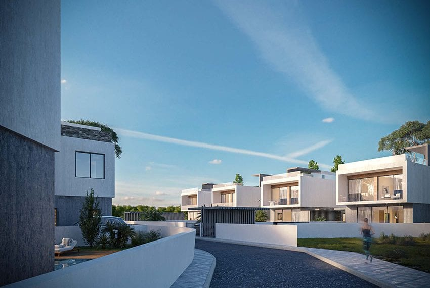 Beach front villas for sale in Kissonerga Pafos11
