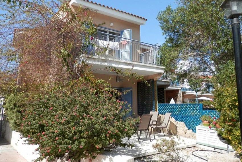 Corner townhouse for sale Paradise Gardens Paphos