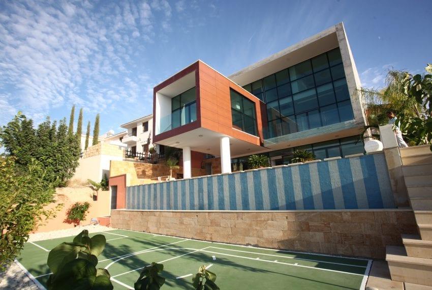 Modern 5 bedroom villa for sale Tala Kamares38