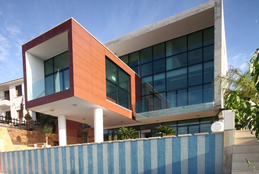 Modern 5 bedroom villa for sale Tala Kamares39