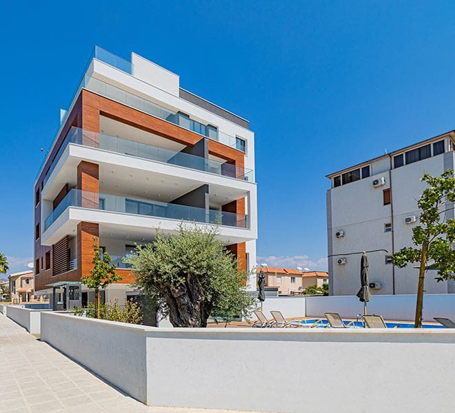 Malibu residences 3 bed apartment for rent Limassol