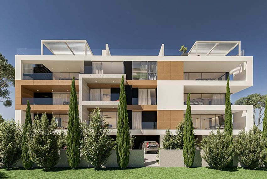Luxury apartments for sale Linopetra Limassol