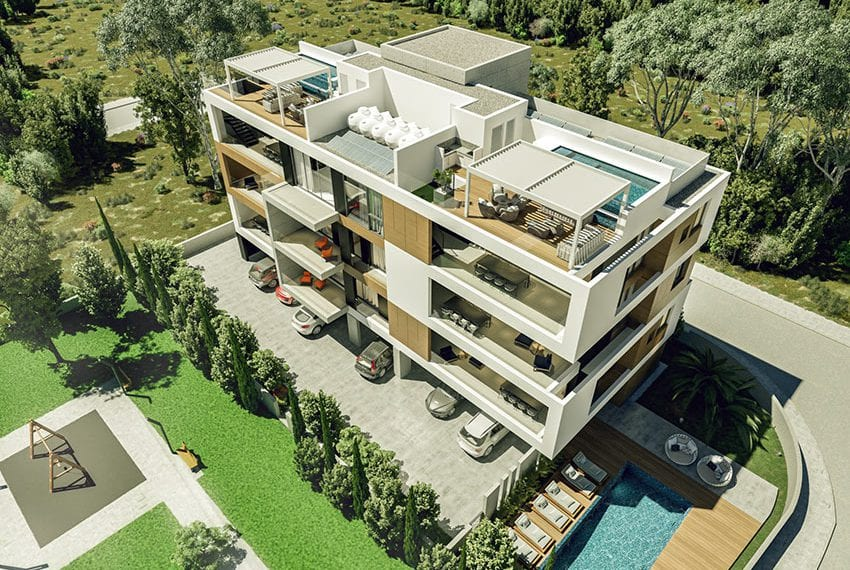 Luxury apartments for sale Linopetra Limassol02