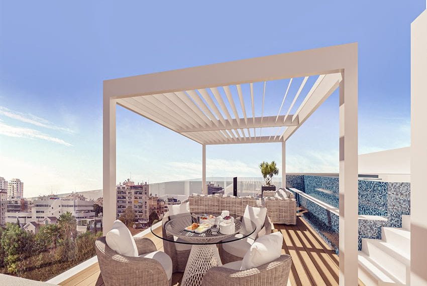 Luxury apartments for sale Linopetra Limassol10