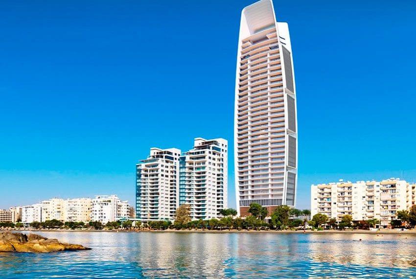 Luxury sea front living Limassol Cyprus04