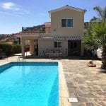 Villa for sale with sea views in Peyia Cyprus