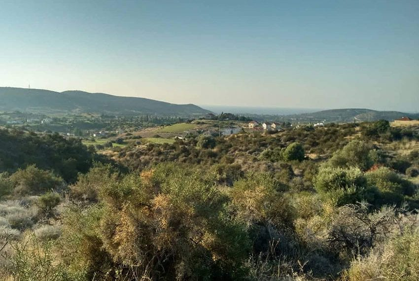 Land for sale in Managrouli Limassol