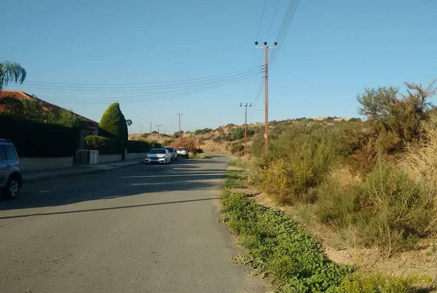 Land for sale in Managrouli Limassol 05