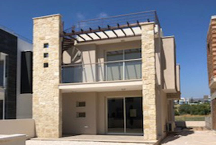 Modern villas for sale in Chloraka Pafos07
