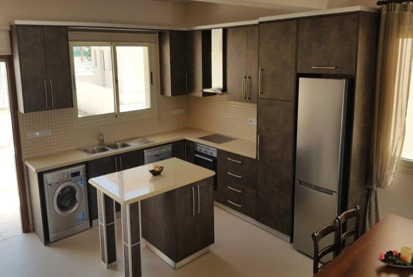 Modern villas for sale in Chloraka Pafos13