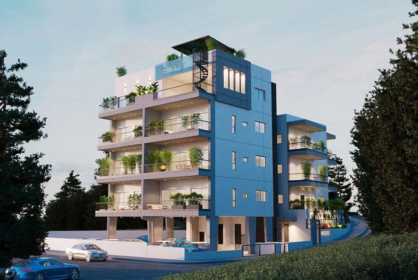 Modern apartments for sale Agia Fyla Limassol