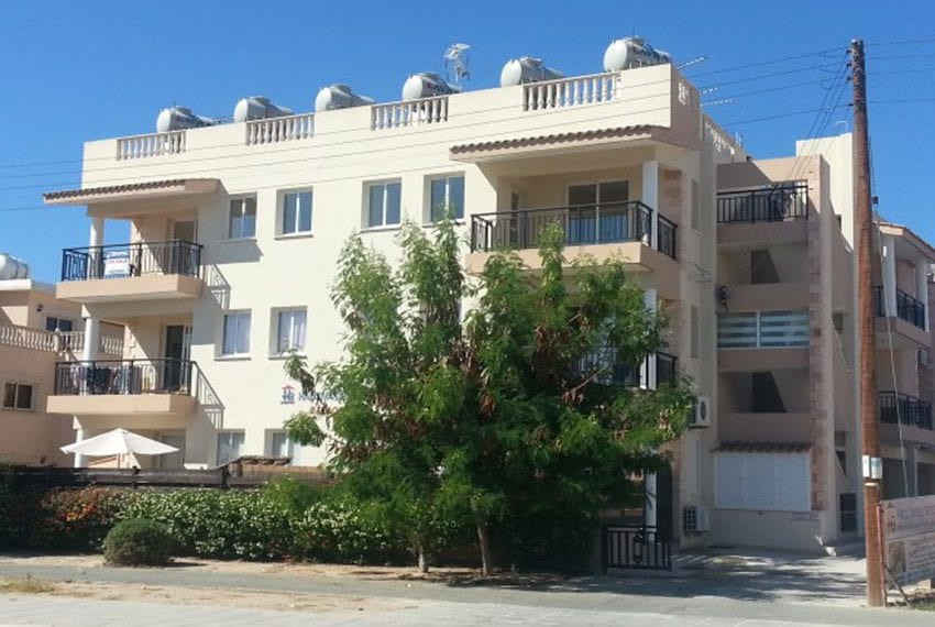 Bellona gardens Pafos 1 bed apartment for sale03