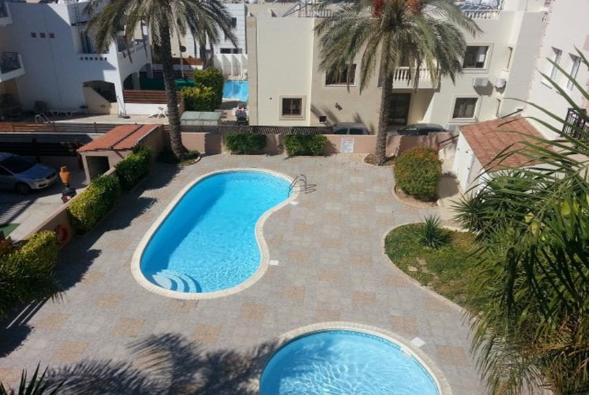 Bellona gardens Pafos 1 bed apartment for sale05