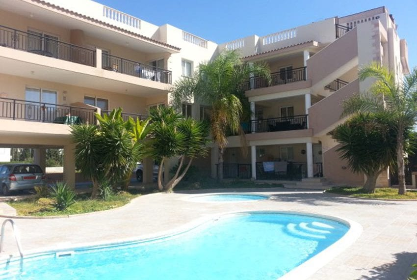 Bellona gardens Pafos 1 bed apartment for sale06