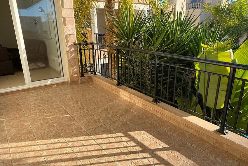 Bellona gardens Pafos 1 bed apartment for sale10