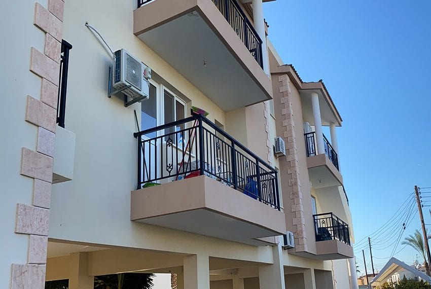 Bellona gardens Pafos 1 bed apartment for sale12