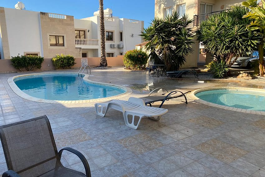 Bellona gardens Pafos 1 bed apartment for sale14