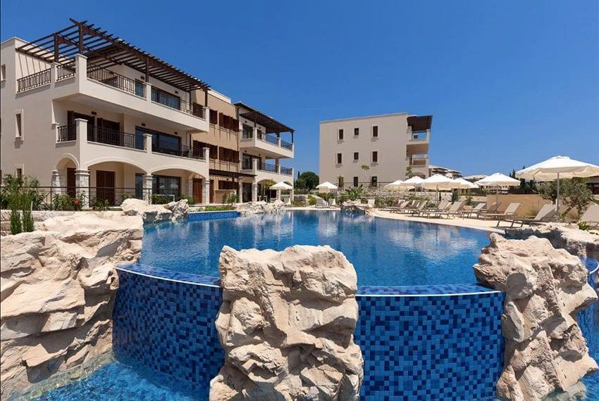 Aphrodite hills 3 bedroom luxury apartment for rent