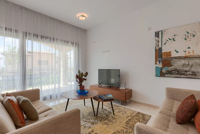 Aphrodite hills 3 bedroom luxury apartment for rent 02