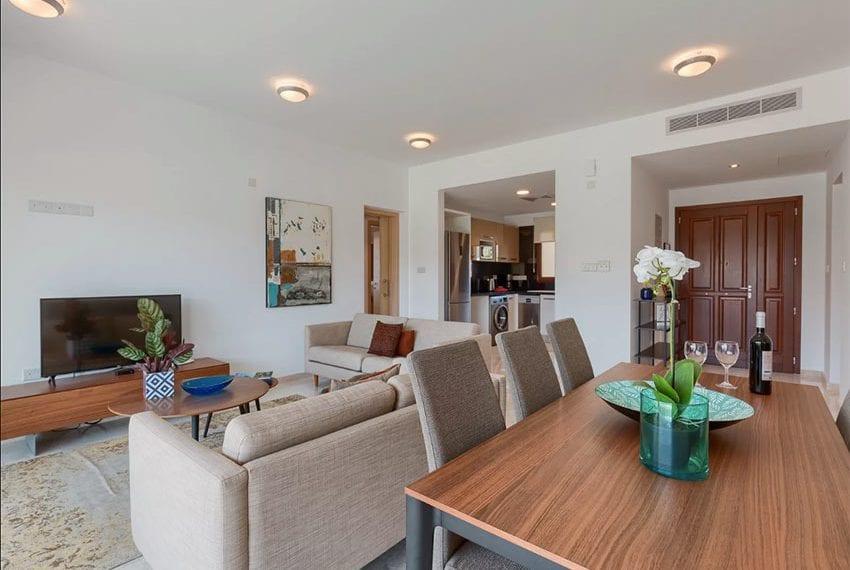 Aphrodite hills 3 bedroom luxury apartment for rent 04