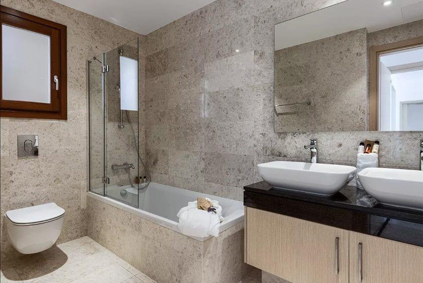 Aphrodite hills 3 bedroom luxury apartment for rent 09