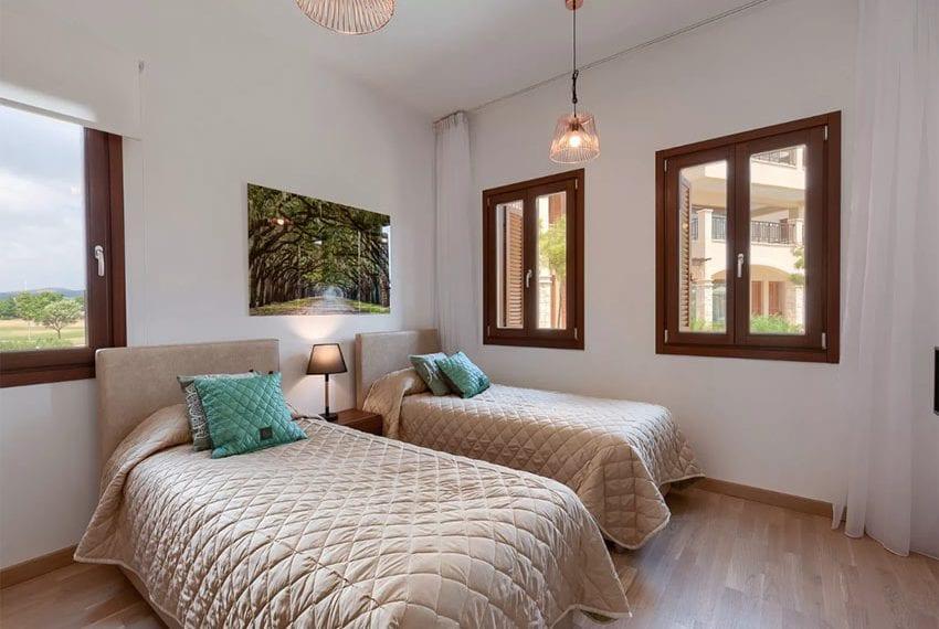 Aphrodite hills 3 bedroom luxury apartment for rent 12