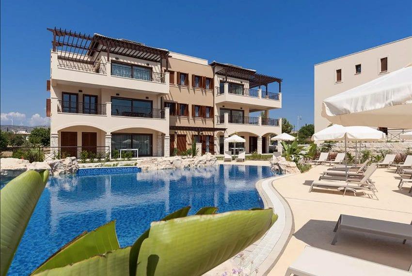 Aphrodite hills 3 bedroom luxury apartment for rent 16
