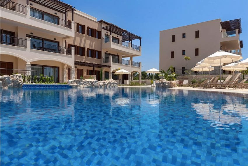 Aphrodite hills 3 bedroom luxury apartment for rent 17